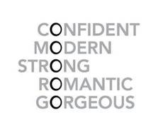 CONFIDENT MODERN STRONG ROMANTIC GORGEOUS
