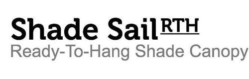 SHADE SAIL RTH READY-TO-HANG SHADE CANOPY