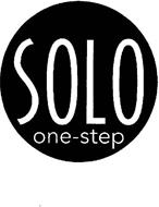 SOLO ONE-STEP