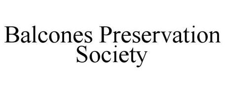 BALCONES PRESERVATION SOCIETY