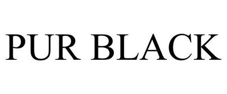 PUR BLACK