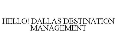 HELLO! DALLAS DESTINATION MANAGEMENT