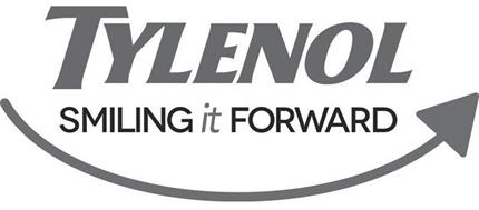 TYLENOL SMILING IT FORWARD