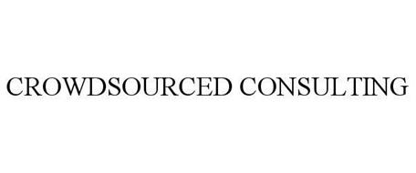 CROWDSOURCED CONSULTING