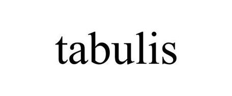 TABULIS
