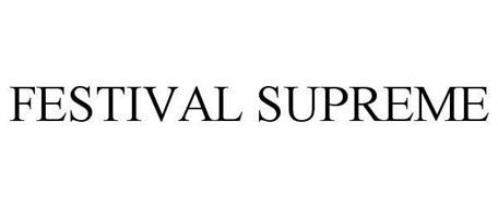 FESTIVAL SUPREME
