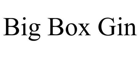 BIG BOX GIN