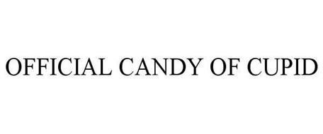 OFFICIAL CANDY OF CUPID