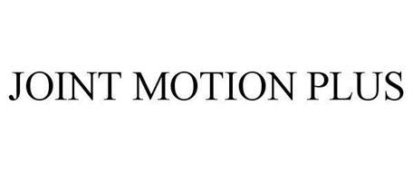 JOINT MOTION PLUS