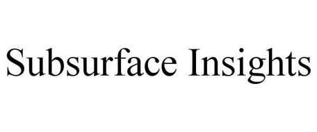 SUBSURFACE INSIGHTS