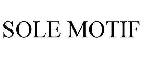 SOLE MOTIF