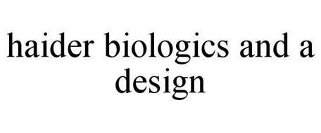 HAIDER BIOLOGICS