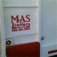 MAS TRAILERS DALHART, TEXAS