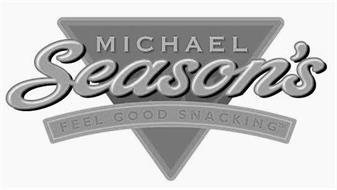 MICHAEL SEASON'S FEEL GOOD SNACKING