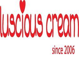 LUSCIOUS CREAM SINCE 2006