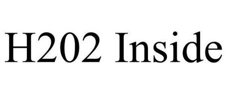 H202 INSIDE