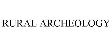 RURAL ARCHEOLOGY