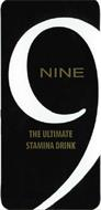 NINE 9 THE ULTIMATE STAMINA DRINK