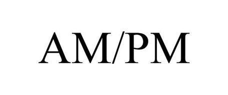AM/PM