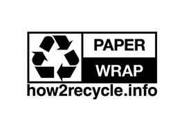 PAPER WRAP HOW2RECYCLE.INFO
