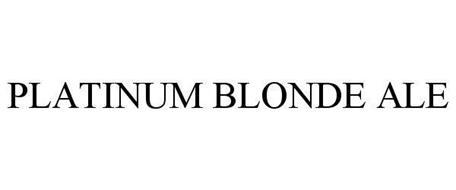 PLATINUM BLONDE ALE