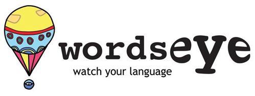 WORDSEYE WATCH YOUR LANGUAGE