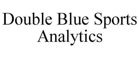 DOUBLE BLUE SPORTS ANALYTICS