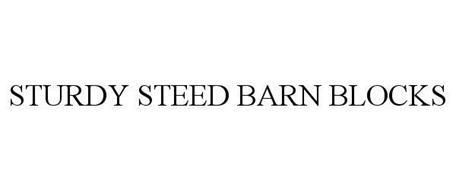 STURDY STEED BARN BLOCKS