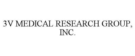 3V MEDICAL RESEARCH GROUP, INC.