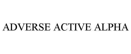 ADVERSE ACTIVE ALPHA