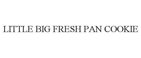 LITTLE BIG FRESH PAN COOKIE