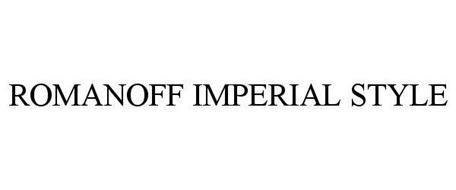 ROMANOFF IMPERIAL STYLE