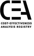 CEA COST-EFFECTIVENESS ANALYSIS REGISTRY
