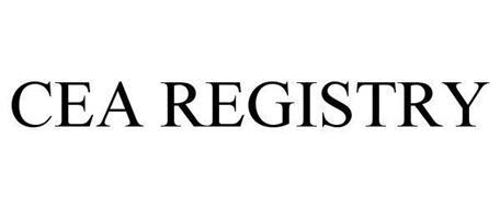 CEA REGISTRY