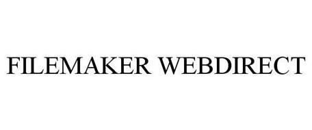 FILEMAKER WEBDIRECT