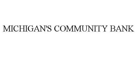 MICHIGAN'S COMMUNITY BANK