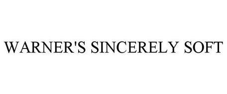 WARNER'S SINCERELY SOFT