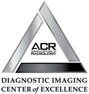 DIAGNOSTIC IMAGING CENTER OF EXCELLENCE ACR AMERICAN COLLEGE OF RADIOLOGY