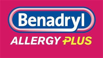 BENADRYL ALLERGY PLUS