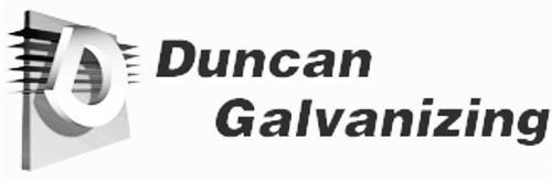 D DUNCAN GALVANIZING