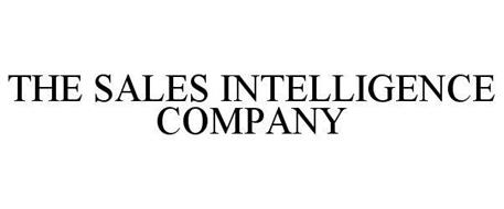 THE SALES INTELLIGENCE COMPANY