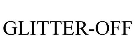 GLITTER-OFF