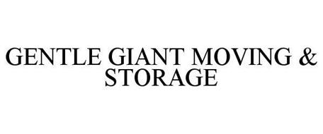 GENTLE GIANT MOVING & STORAGE