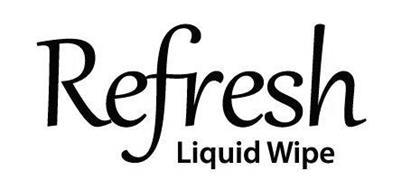 REFRESH LIQUID WIPE