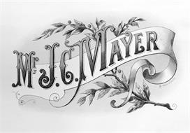 MR. JC MAYER