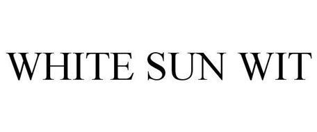 WHITE SUN WIT