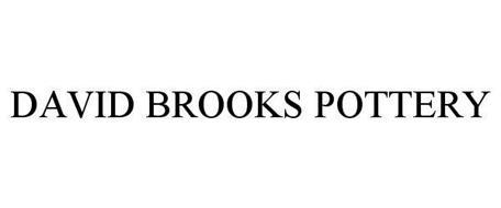 DAVID BROOKS POTTERY