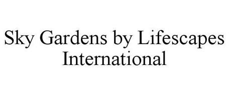 SKY GARDENS BY LIFESCAPES INTERNATIONAL