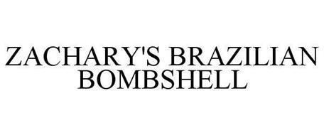 ZACHARY'S BRAZILIAN BOMBSHELL