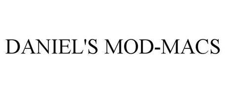 DANIEL'S MOD-MACS
